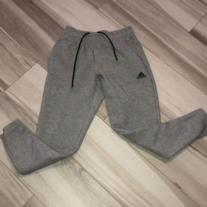 MENS ADIDAS SWEAT PANTS SMALL